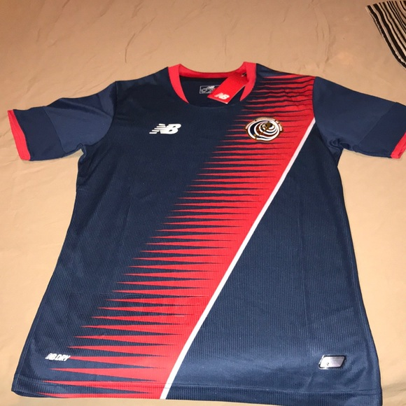 Costa Rica soccer jersey brand new size small men  a3a39830c